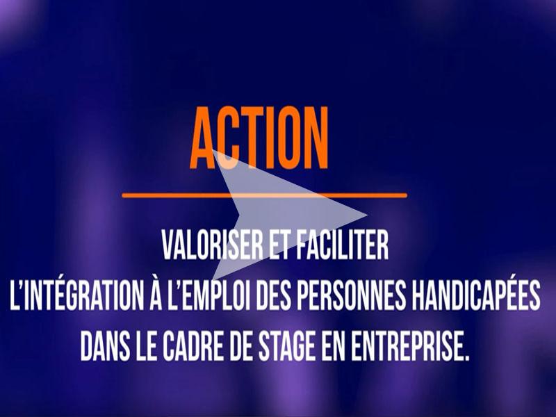L'entreprise Garage GODARD a participé en Novembre à l'action (Agefiph & La cité des métiers 22)